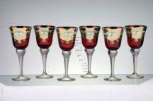 Чаши за вино 6 бр.