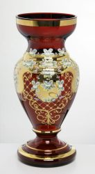 Decorative handmade vase