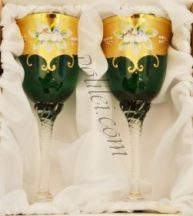 Кристални чаши за вино 2 бр.