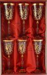 Кристални чаши за бяло или червено вино