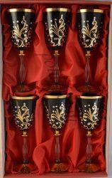 Кристални чаши за вино