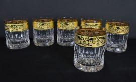Кристални чаши за уиски 6 бр.